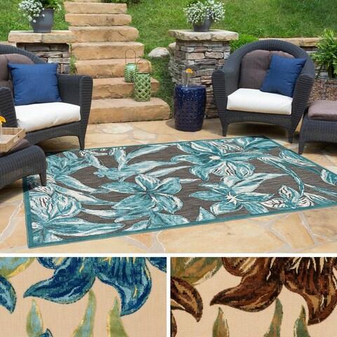 Copper Grove Gibbons Indoor/ Outdoor Area Rug