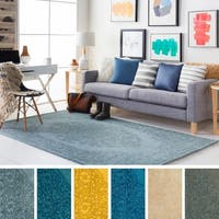 Hand Tufted Rhode Wool Rug (8' x 10') - 8' x 10'