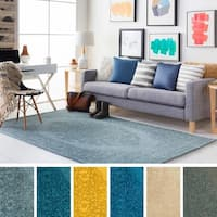 Hand Tufted Rhode Wool Rug (9' x 13')