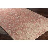 The Gray Barn Tupper Hill Handmade Wool Area Rug