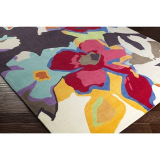 The Curated Nomad Julian Hand-tufted Wool Area Rug