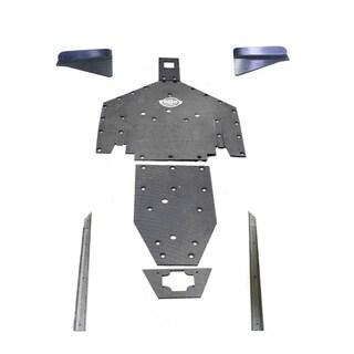 Polaris RZR 1000 XP FULL PACKAGE Skid Plate