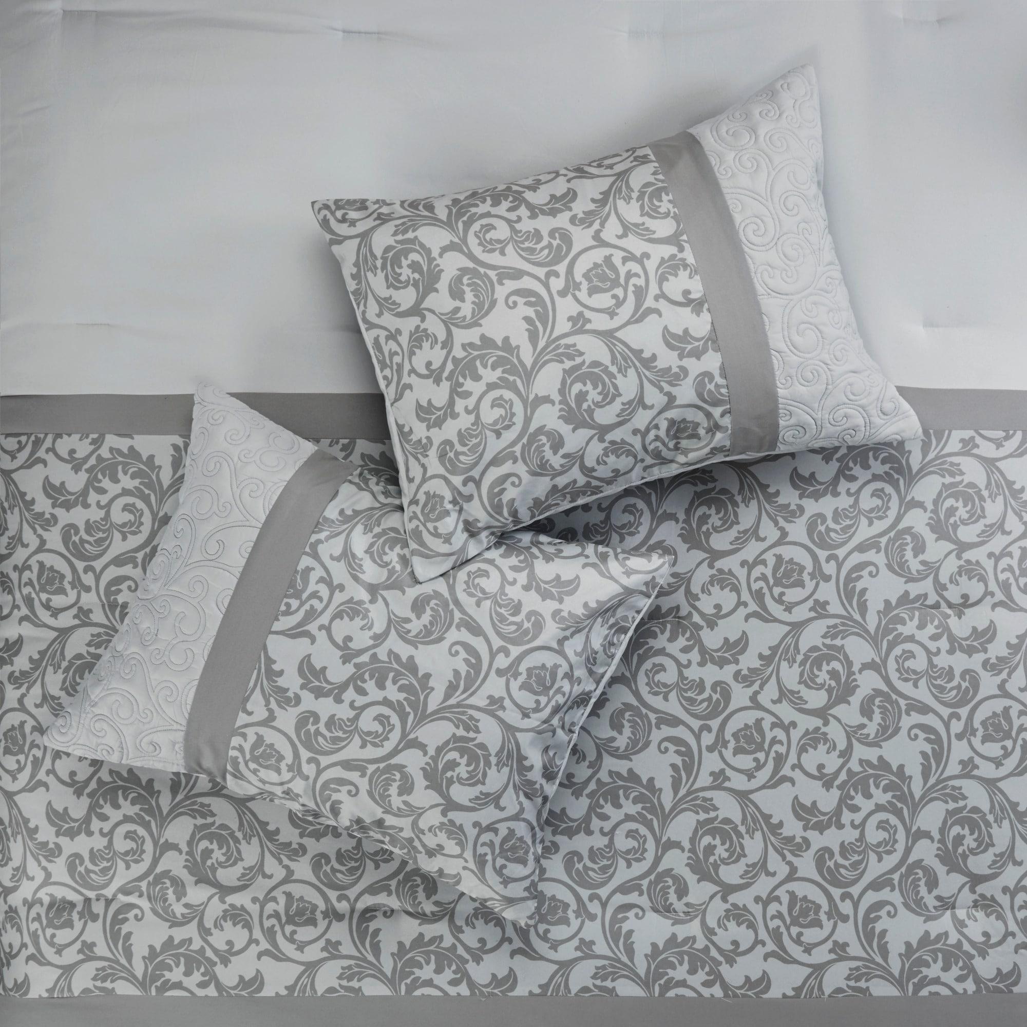 510 Design Ramsey Embroidered 8 Piece  Comforter Set