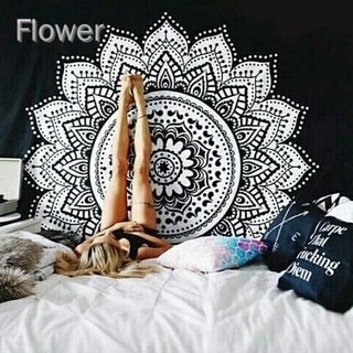 Tapestry Wall Hanging Hippie Mandala Bohemian Cape Yoga Mats Beach Towels