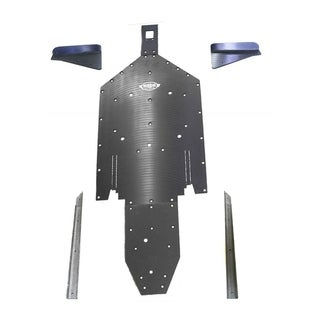 Polaris RZR 1000-4 FULL PACKAGE Skid Plate