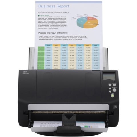 Fujitsu fi-7160 Color Duplex Professional Document Scanner