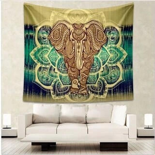 Bedspread Tapestry Beach Towel Wall Hanging Dorm Decor Yoga Mat (3 options available)