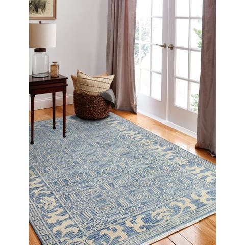 Delphi Transitional Hand Knotted Area Rug