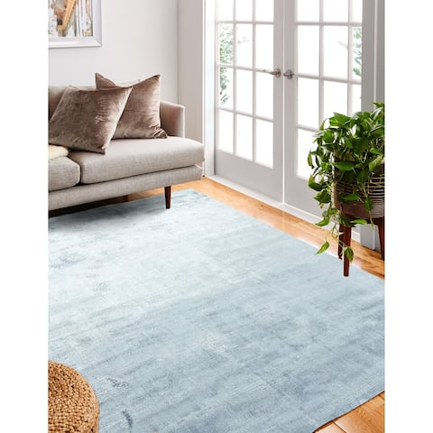 "Calypso Sky Contemporary Area Rug - 8'6"" x 11'6"""