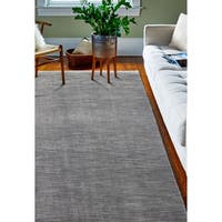 Corinth Grey Transitional  Area Rug - 5' x 7'6""