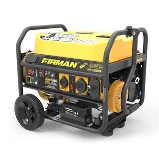 FIRMAN Power Equipment P03612 Gas Powered 3650/4550 Watt (Performance Series) Extended Run Time Portable Generator