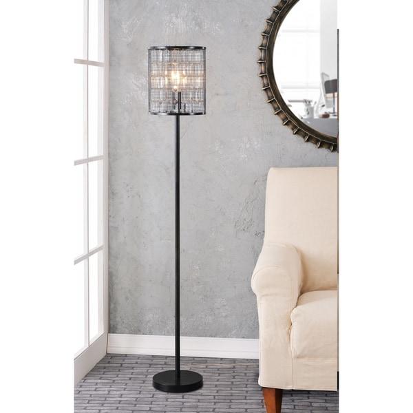 """Garret 60"""" Floor Lamp - Oil Rubbed Bronze"""
