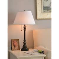 "Davies 30.5"" Table Lamp - Oil Rubbed Bronze"
