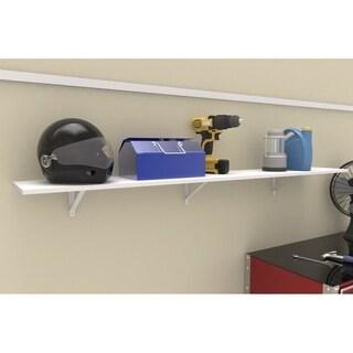 ClosetMaid Laminate Shelf Kit