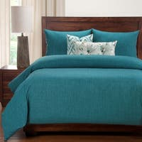 Siscovers Memphis Teal 6 Piece Luxury Duvet and Comforter Insert Set
