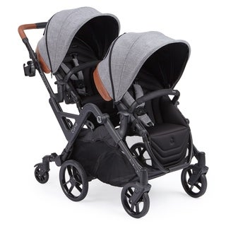 Shop Baby Trend Sit N Stand Double Stroller In Elixer