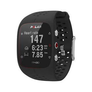 Polar M430 Black Running Watch