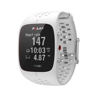 Polar M430 White Running Watch Small