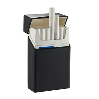 Visol Silicon Cigarette Pack Holder - Black