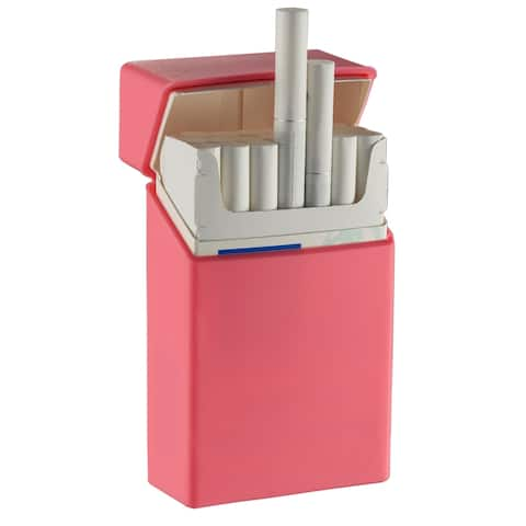 Visol Silicon Cigarette Pack Holder - Pink