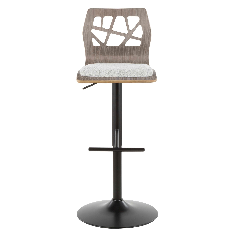 Cool Carson Carrington Sala Light Grey Wood Adjustable Bar Stool Unemploymentrelief Wooden Chair Designs For Living Room Unemploymentrelieforg