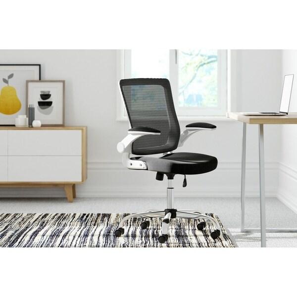 Serta Works Creativity Mesh Office Chair with Chrome Base