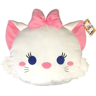 Disney Tsum Tsum Marie Face Pillow