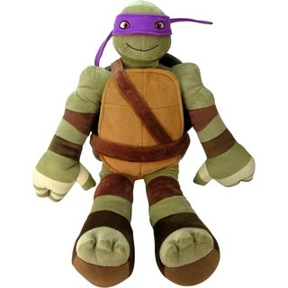 Nickelodeon Teenage Mutant Ninja Turtles I Love TMNT Throw Pillow, Donatello