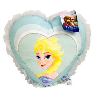 Disney Frozen Heart Decorative Pillow