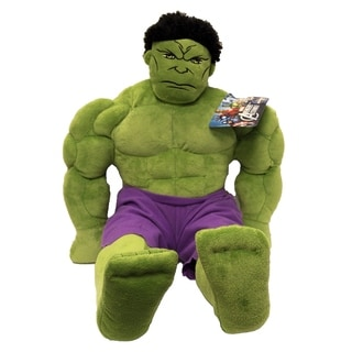 Marvel Avengers Hulk Pillowtime Pal