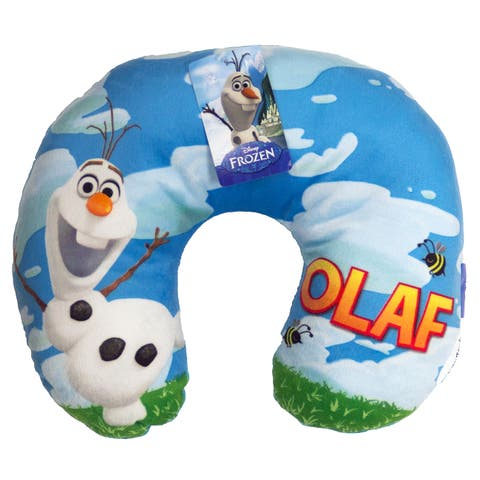 "Disney Frozen ""I'm Olaf"" Travel Neck Pillow"