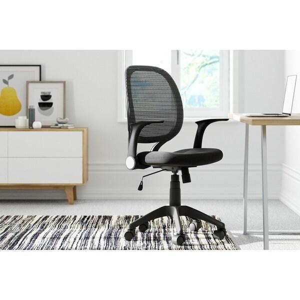 Serta Essential University Mesh Office Chair with Nylon Base