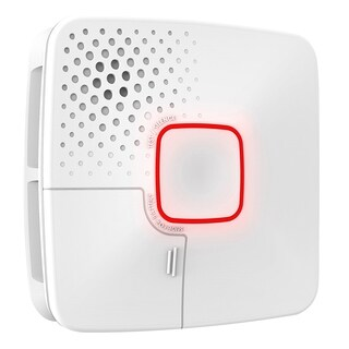 First Alert DC10-500 Onelink Wi-Fi Photoelectric Smoke & Carbon Monoxide Alarm With 10-Year Battery, Apple HomeKit-Enabled