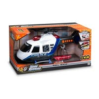 "Road Rippers 14"" Rush and Rescue Police & Fire Helicopter"