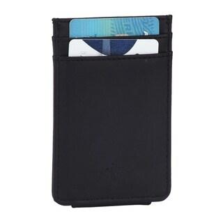 The Striker RFID Blocking Card Holder & Magnetic Money Clip