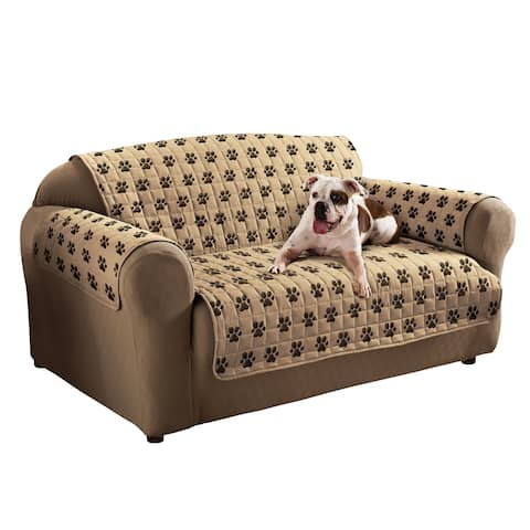 Innovative Textile Solutions Paw Prints Sofa Furniture Protector