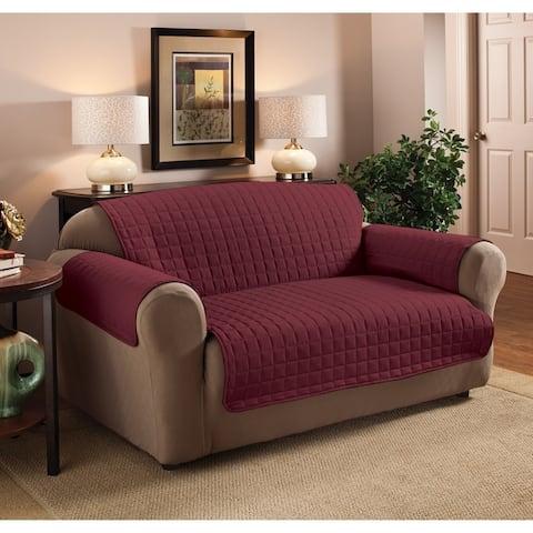 Innovative Textile Solutions Microfiber Sofa Furniture Protector