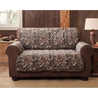 Mossy Oak Break-Up Infinity Loveseat Furniture Protector Slipcover