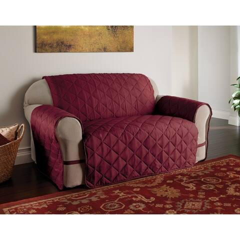 Innovative Textile Solutions Microfiber Ultimate XL Sofa Furniture Protector - xl sofa - xl sofa
