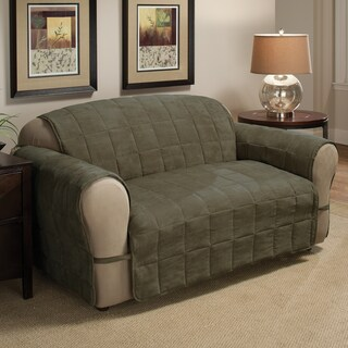 Innovative Textile Solutions Ultimate Faux Suede Sofa Furniture Protector
