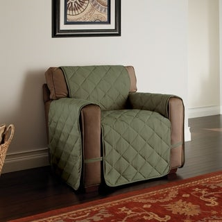 Innovative Textile Solutions Microfiber Ultimate Chair Furniture Protector (Sage)
