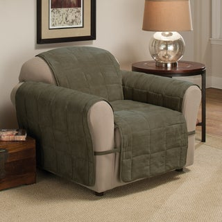 Innovative Textile Solutions Ultimate Faux Suede Chair Furniture Protector