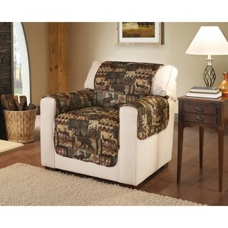 Lodge Chair Furniture Protector Slipcover