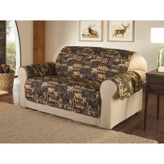 Lodge Loveseat Furniture Protector Slipcover