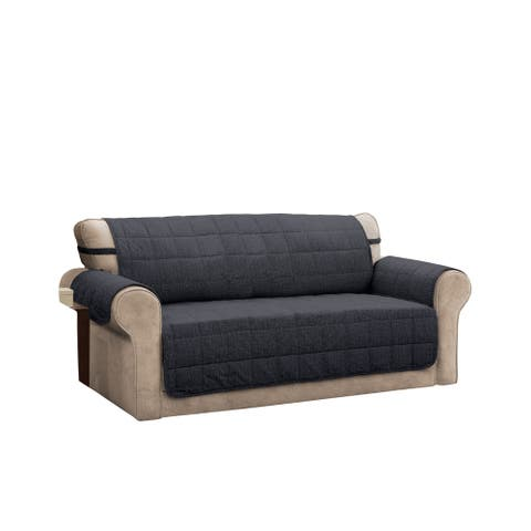 Innovative Textile Solutions Tyler Solid XL Sofa Furniture Protector