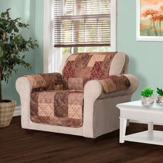 Innovative Textile Solutions Paisley Patch Chair Furniture Protector