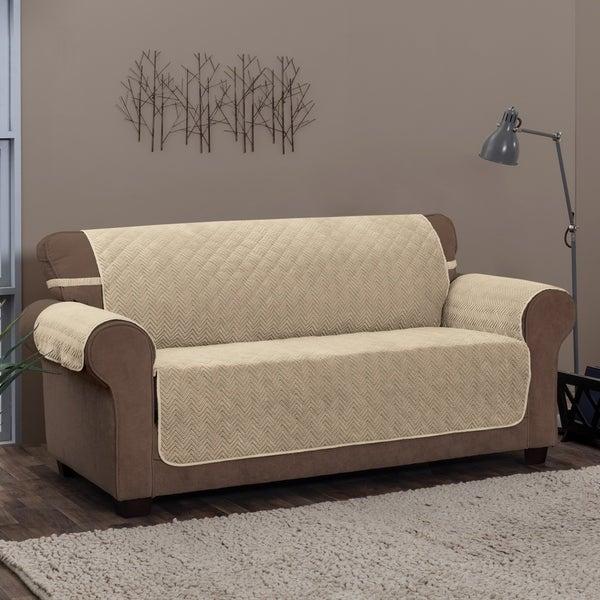 Home Solutions Furniture: Shop Innovative Textiles Solutions Chevron Sofa Furniture