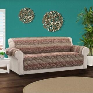 Festive Spice XL Sofa Furniture Protector Slipcover