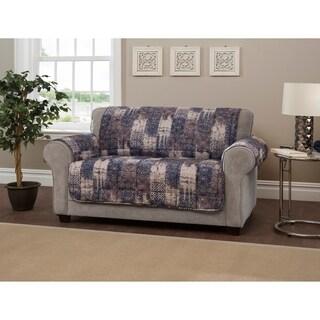 Bali Navy Sofa Furniture Protector Slipcover
