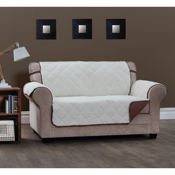 Home Solutions Furniture: Shop Innovative Textile Solutions Sinclair Sherpa XL Sofa